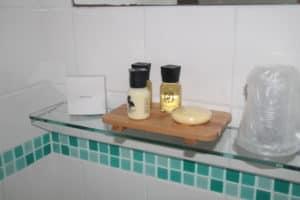 Inroom toiletries